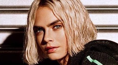 Cara Delevingne y Ashley Benson, pilladas besándose en el aeropuerto de Heathrow