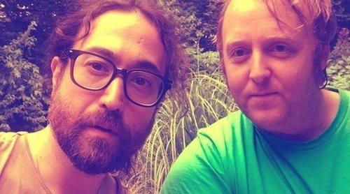 El asombroso parecido de los hijos de John Lennon y Paul McCartney con sus padres