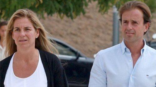 El error que cometió Arantxa Sánchez Vicario al casarse con Josep Santacana