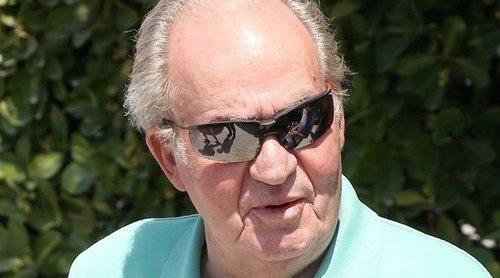 Se desvela dónde y con quién estaba el Rey Juan Carlos mientras la Familia Real pasaba sus vacaciones en Palma