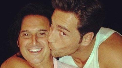 David Bustamante rompe su larga amistad con Poty Castillo