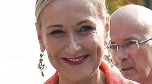 Cristina Cifuentes disfruta de sus vacaciones en Menorca: 'Las primeras que tomo en ocho años'