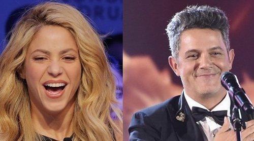 El cariño reencuentro de Alejandro Sanz y Shakira: 'Con amigos como tú se pueden superar todos los obstáculos'
