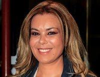 María José Campanario reaparece muy sonriente en Cuenca para apoyar a Jesulín de Ubrique en su vuelta al toreo
