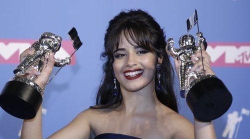Camila Cabello, Cardi B... todos los ganadores de los Video Music Awards 2018