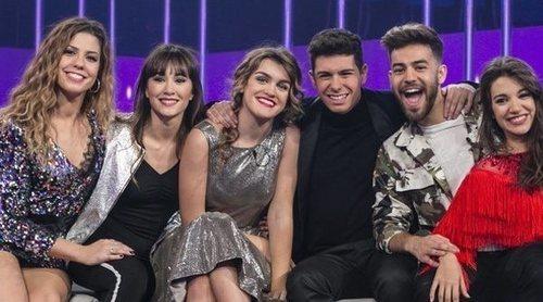 Mireya Bravo, Alfred García y Amaia Romero revolucionan los trending topic con sus éxitos en solitario