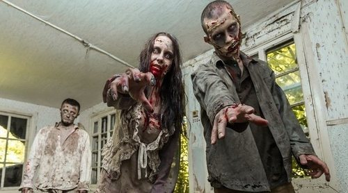Cómo maquillarse de 'The Walking Dead' para Halloween
