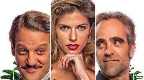 Clip exclusivo de 'Yucatán', la nueva comedia de Mediaset protagonizada por Tosar y Rodrigo de la Serna