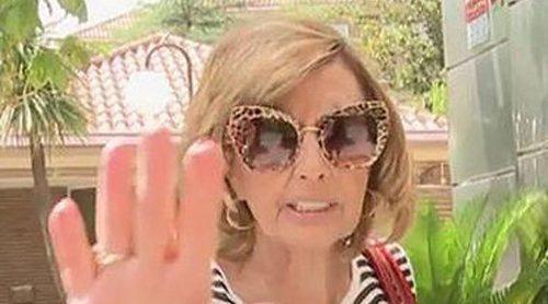 María Teresa Campos desmiente que haya vendido su casa: 'Eso os lo habéis inventado'