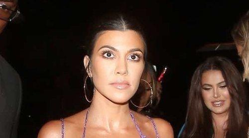 El topless con el que Kourtney Kardashian ha lanzado una indirecta a su ex Younes Bendjima