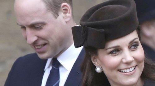 Las vacaciones de los Duques de Cambridge en Balmoral: misa con la Reina Isabel y el estreno del Príncipe Jorge