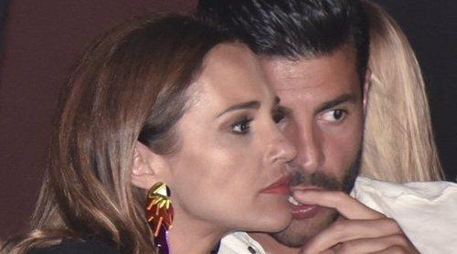 Paula Echevarría y Miguel Torres ya pasean su amor por Candás, la tierra natal de la actriz