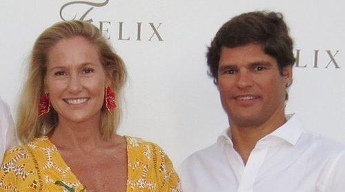 Fiona Ferrer y su nuevo amor: su amigo de toda la vida Javier Fal-Conde