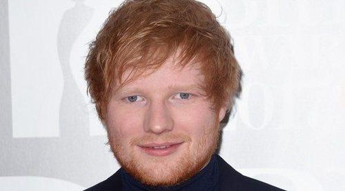 Ed Sheeran se casa en secreto con Cherry Seaborn