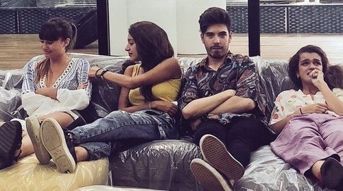 Aitana, Amaia, Roi y Ana Guerra se emocionan en su vuelta a la academia de 'OT 2017'