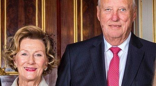 Las Bodas de Oro de Harald y Sonia de Noruega: renovación de votos y reunión con toda la Familia Real