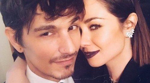 Dafne Fernández y Mario Chavarría han sido padres por primera vez