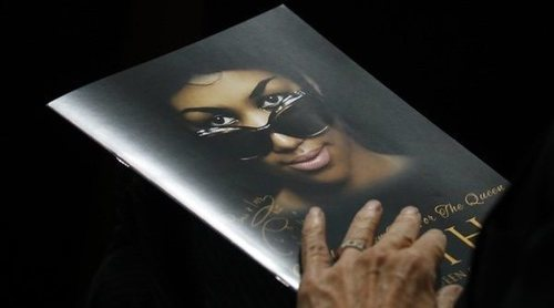 Stevie Wonder, Ariana Grande, Bill Clinton,...: Así ha sido el funeral de Aretha Franklin en Detroit