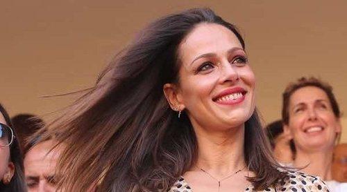 La felicidad de Eva González por el triunfo de Cayetano Rivera en la Goyesca 2018