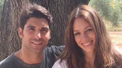 Cayetano Rivera y Eva González visten a su hijo de torero para la Goyesca 2018