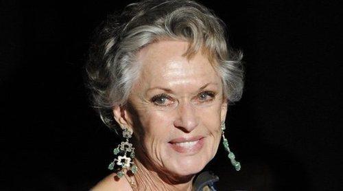 Melanie Griffith presume de su atractiva madre con 88 años
