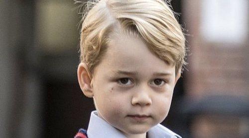 La ausencia de posado por la vuelta al cole del Príncipe Jorge que hace entender a los Reyes Felipe y Letizia