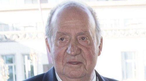 Los miedos del Rey Juan Carlos ante el bautizo de Carlitos, el hijo de María Zurita