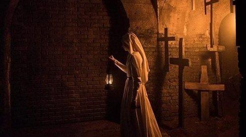 'La monja' y 'Cuando los ángeles duermen' encabezan los estrenos de la semana