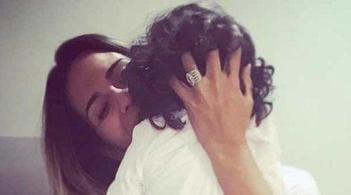 Los sentimientos encontrados de Tamara Gorro el primer día de cole de sus hijos Shaila y Antonio