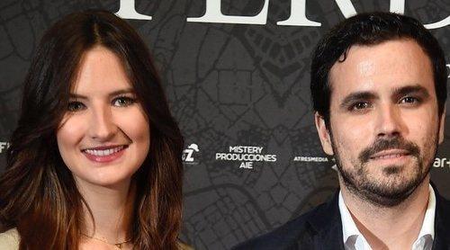 Alberto Garzón y Anna Ruiz se convierten en padres de su primera hija