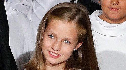 La pasión mutua del Rey Felipe y la Princesa Leonor y la complicidad de la Reina Letizia y la Infanta Sofía