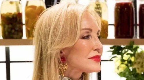 Rifirrafes, platos 'venenosos' y mucha desgana: Así ha empezado Carmen Lomana en 'Masterchef Celebrity 3'