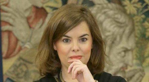 Soraya Sáenz de Santamaría abandona la política y deja su cargo de vicepresidenta del PP