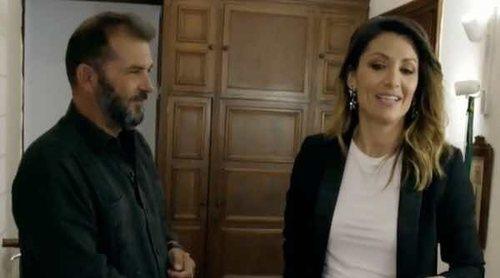 Miguel Temprano deja a todos atónitos con la decoración de su casa en 'Ven a cenar conmigo gourmet edition'