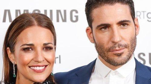 Paula Echevarría y Miguel Ángel Silvestre, pura complicidad tras volver a coincidir por trabajo