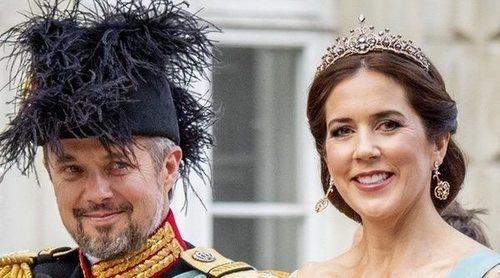 Mary de Dinamarca, sobre la salud del Príncipe Federico: