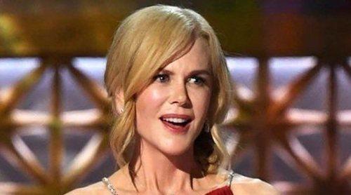 Nicole Kidman: 'Para mis hijos, mi trabajo es como jugar a fingir'