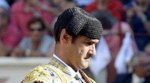 Se trunca el sueño de Jesulín de Ubrique por su inoportuno accidente en Porcuna