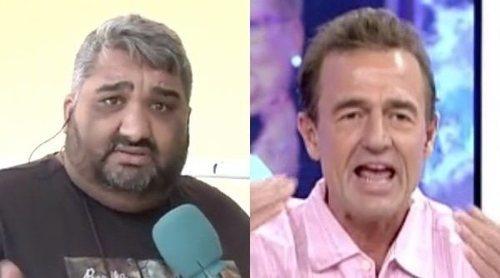 Alessandro Lequio, atónito porque su hijo conoce a Omar Montes: 'Me da miedo que ande en esos círculos'