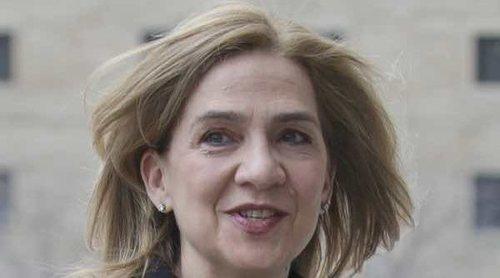 La Infanta Cristina vuelve a Zarzuela gracias a Victoria Federica