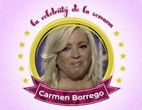 Carmen Borrego se convierte en la celebrity de la semana por su cambio radical