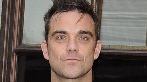 Robbie Williams habla por primera vez de su tercera hija