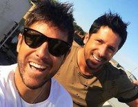 Así son y así se llevan Pablo y Luis López, dos hermanos marcados por la música