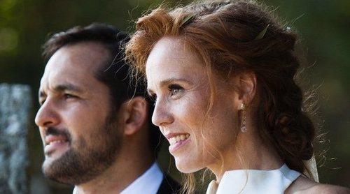 María Castro y José Manuel Villalba celebran una bonita boda en Galicia: 'Ni en mis mejores sueños'