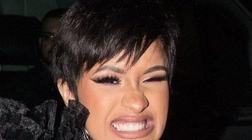 Cardi B bromea sobre su pelea con Nicki Minaj en redes sociales