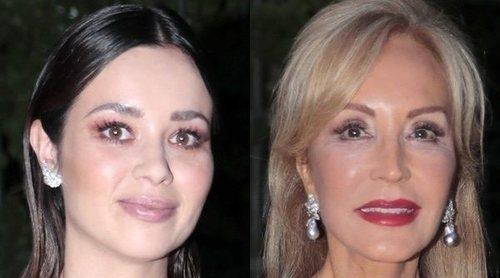 Carmen Lomana, en contra de Dafne Fernández en 'Masterchef Celebrity 3': 'Ha manipulado cosas que he dicho'