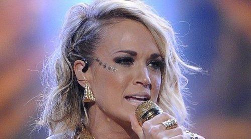 Carrie Underwood confiesa que sufrió tres abortos en dos años