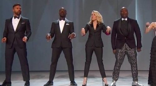La actuación inicial de los Premios Emmy 2018 que apoya la diversidad racial: 'Somos una raza en común'