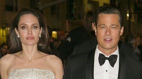 Angelina Jolie y Brad Pitt se han reunido en secreto para seguir adelante con el divorcio