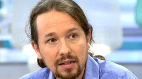 A Pablo Iglesias se le cae la baba hablando de sus hijos: 'Están muy guapos'